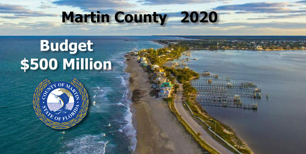 $500 Million Budget for Martin County in 2020
